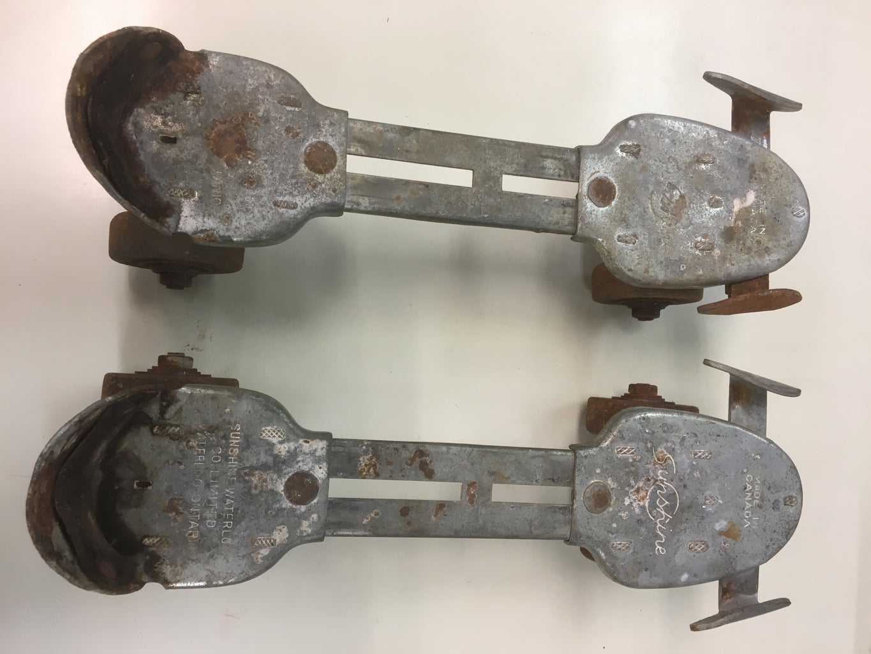 Sympathetic Restoration of Metal
