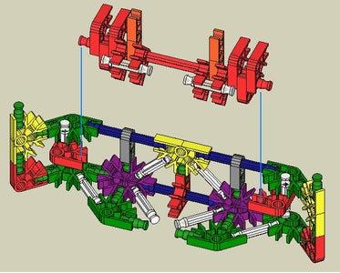 Back Wheel Module