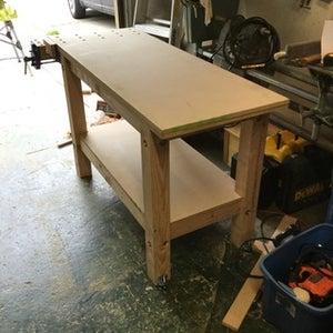 Sturdy Workbench