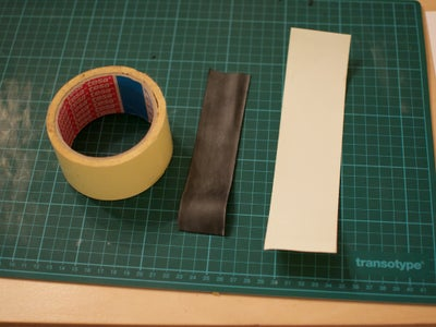 Stick It to the Roller Pin Part II: Sticky Tape
