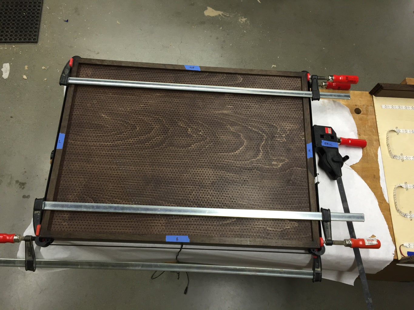Large Series: Frame and Panel Assembly