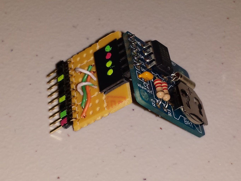 Real Time Clock Mini-Shield