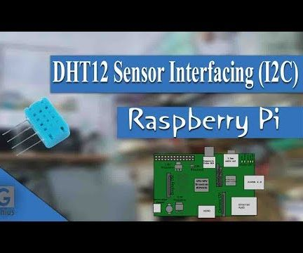 DHT12 Interfacing With Raspberry Pi