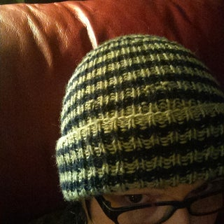 Knitting Stitch Decreases and DPNs