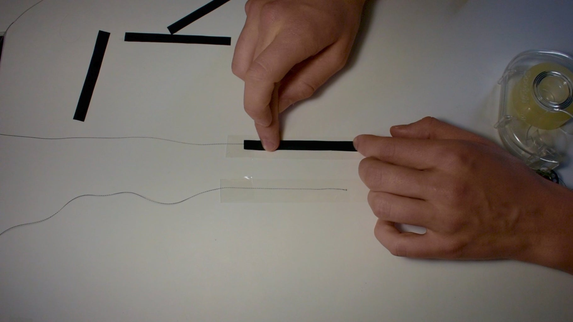 Making the Flex Sensors