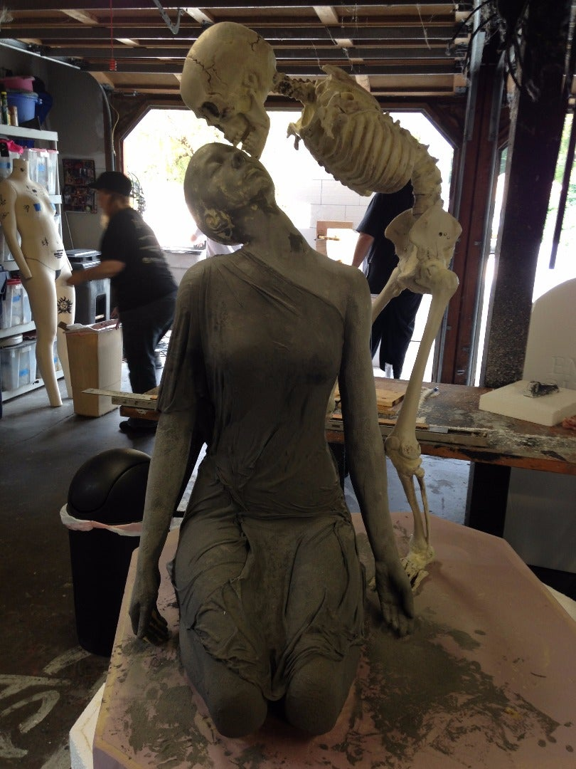 Monster Mud the Female Body Form