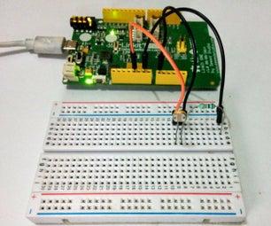 LinkIt One - Oscilloscope