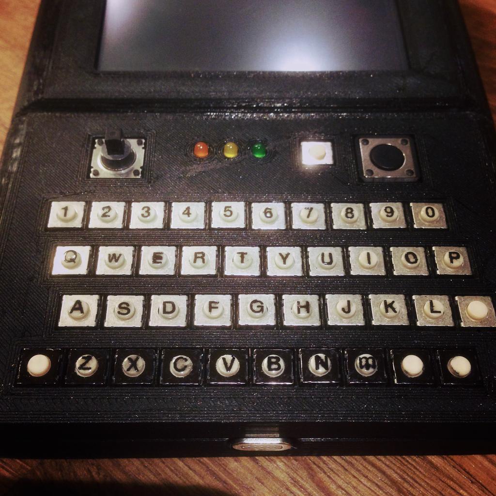 Keyboard Overlay