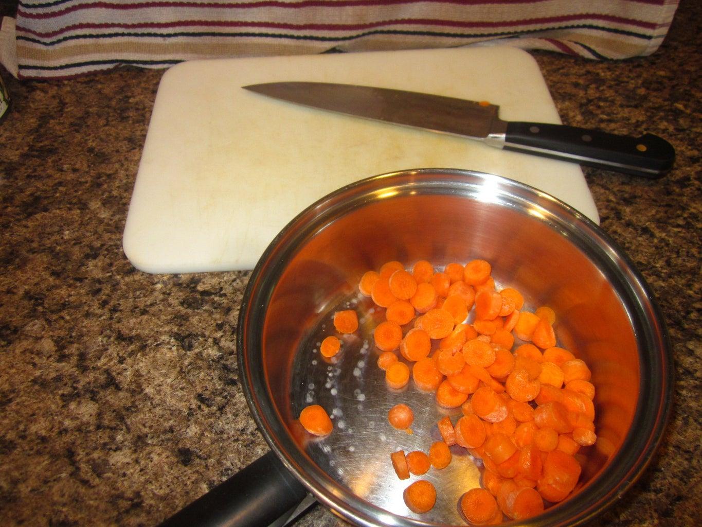Cut Vegetables
