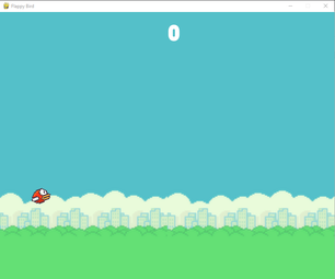 Muscle Powered Flappy Bird