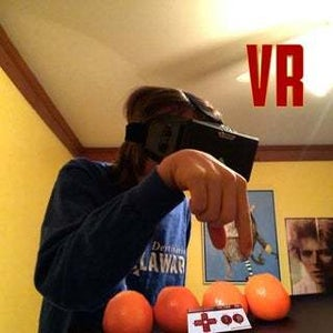 VR + MakeyMakey = Immersive Experience for ALL