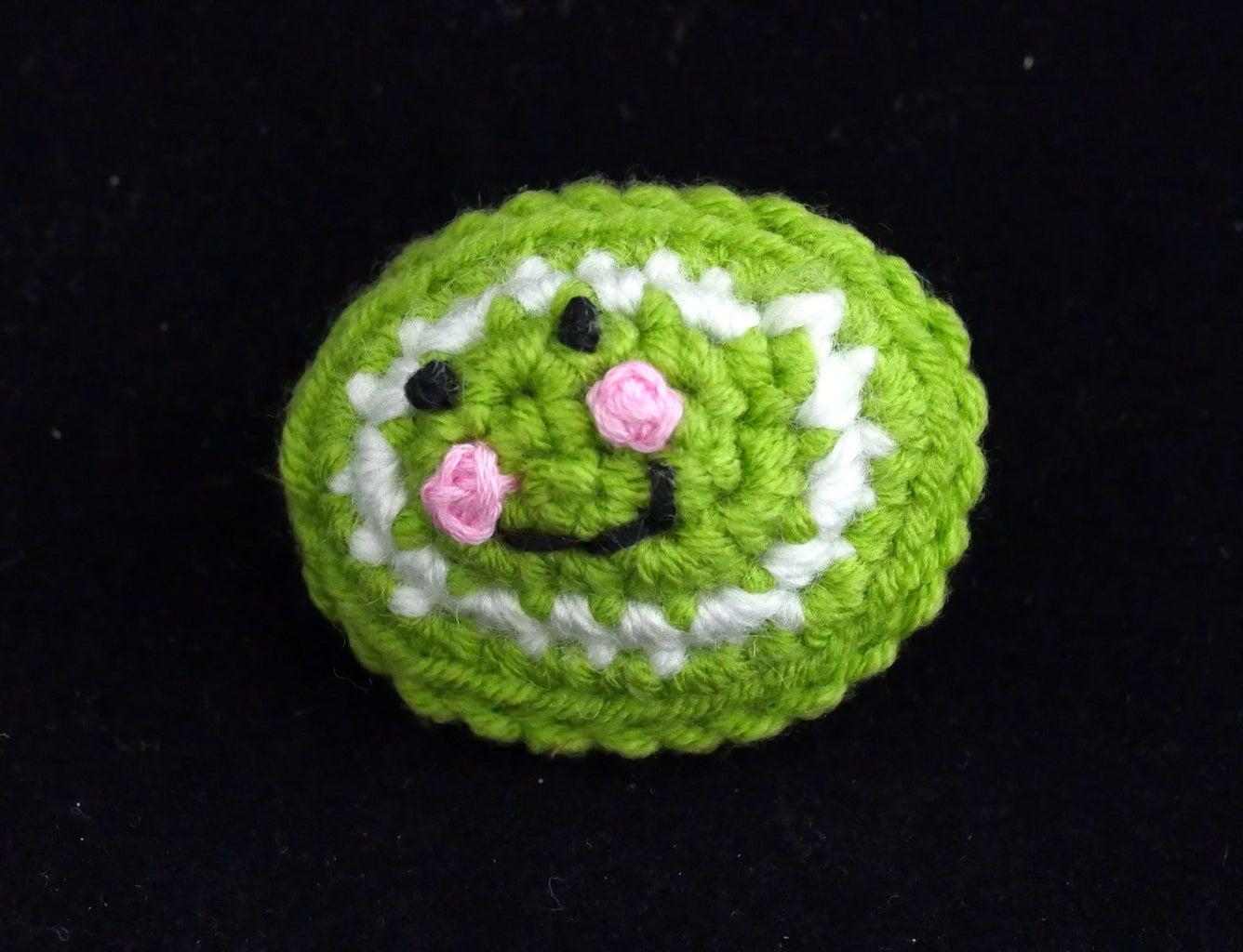 Make Your Own Cute Little Ocean Bacterium!