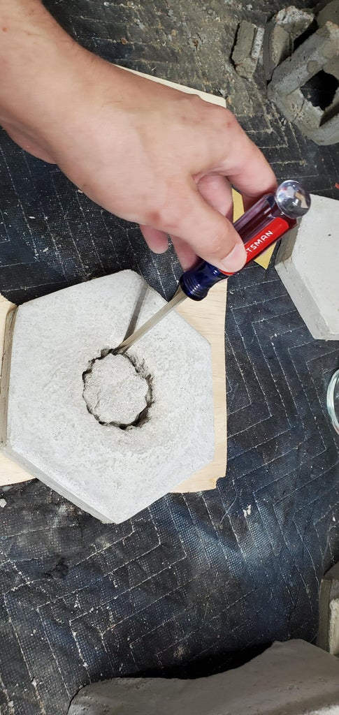 Drilling a Whole New Hole