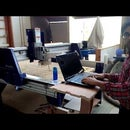 Make Laptop Stand for CNC Router Using CNC Router Machine
