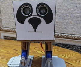 How to Make Otto Without 3d Printer. DIY OTTO ROBOT. IAMCT