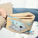 """""""The Wolf Backpack"""" OR How to Make a Convertible Bag"""