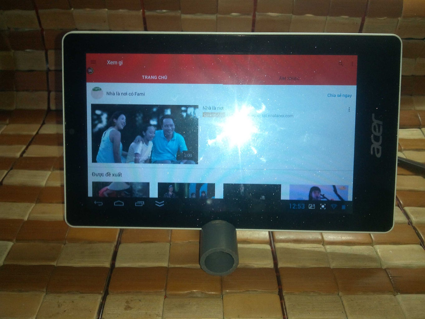 How to Make a Super Simple Phone/tablet Stand