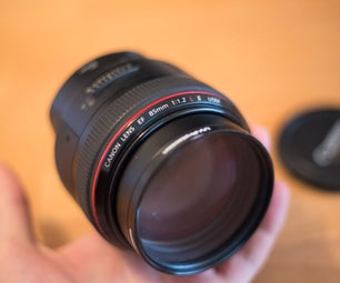Fixing an Expensive Photo Lens ( Canon 85mm F1.2 L II )