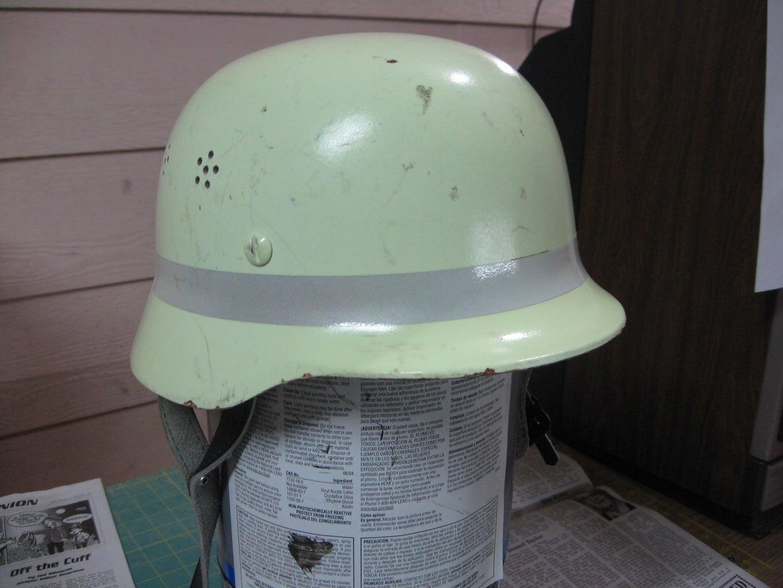 Helmet Base