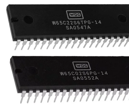 6502 & 6522 Minimal Computer With Arduino MEGA