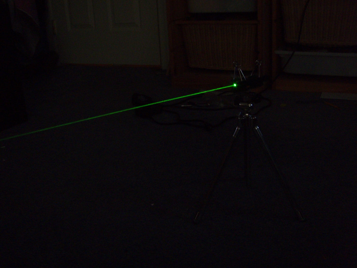 Screw on to Tripod and See How It Fits!