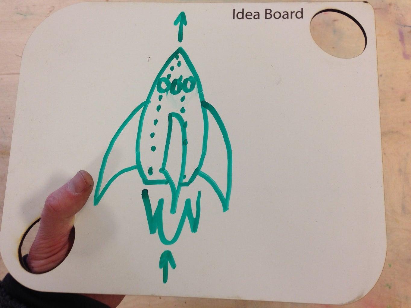 Make an Idea Board