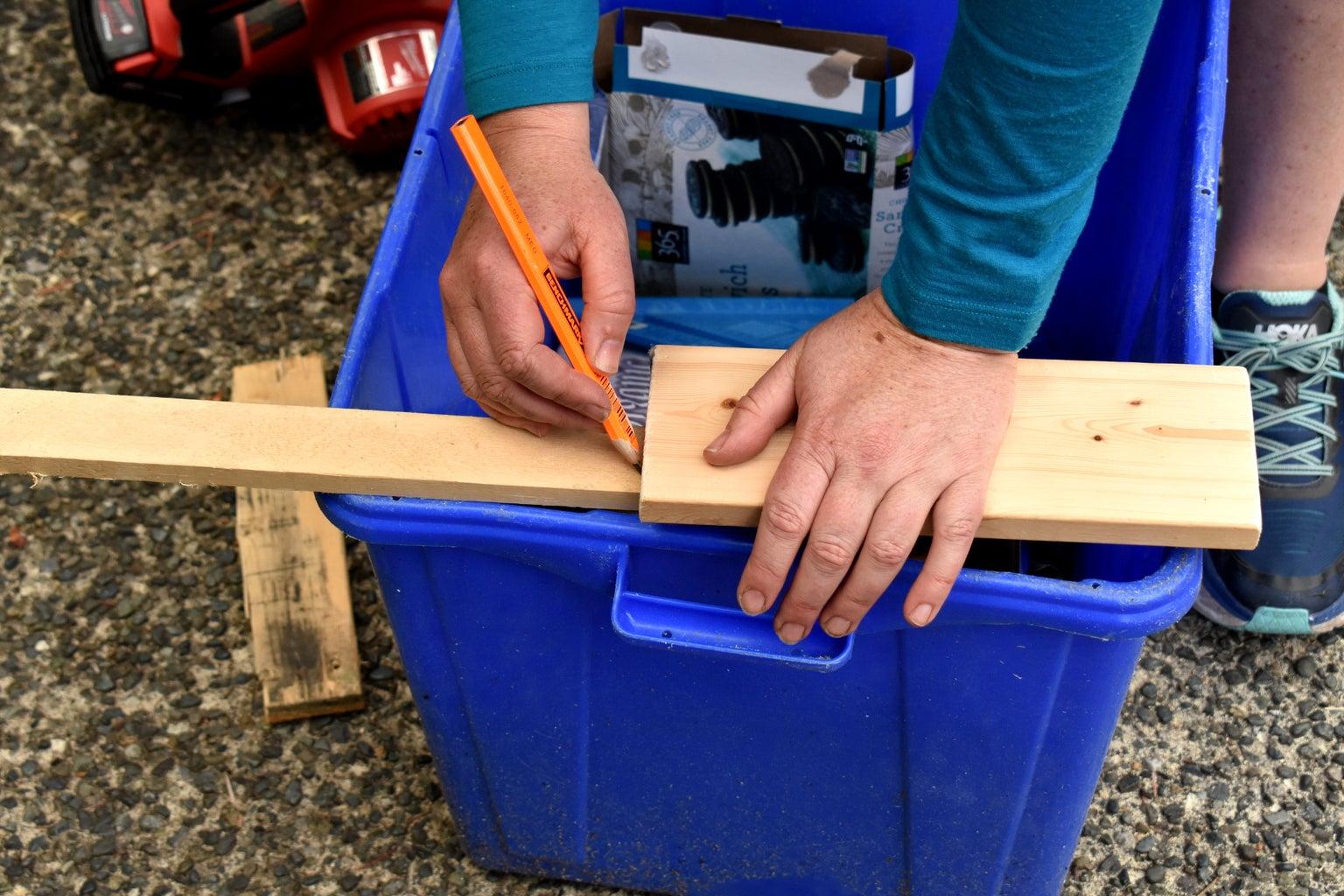 Shelf Construction