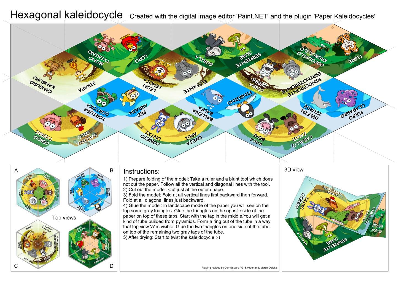 Making the Kaleidocycle