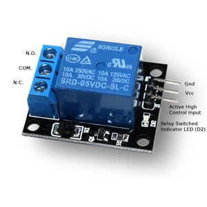 Wire Relay Module