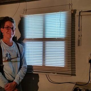 Smart LED Window