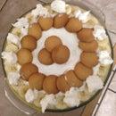 No Bake Banana Pudding Pie!