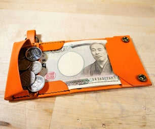 皮革钥匙扣钱包