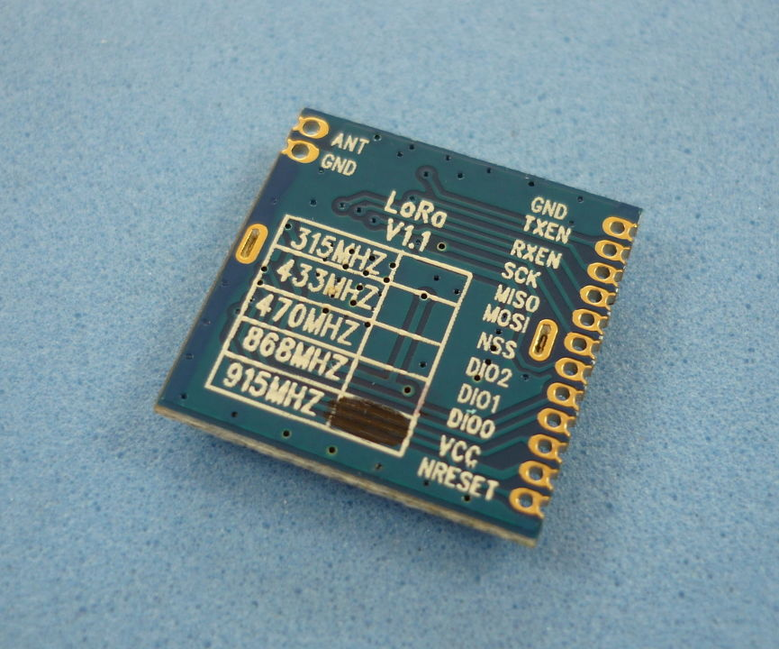 Internet Of Things (IoT) Using NiceRf LoRa1276 and Arduino Nano