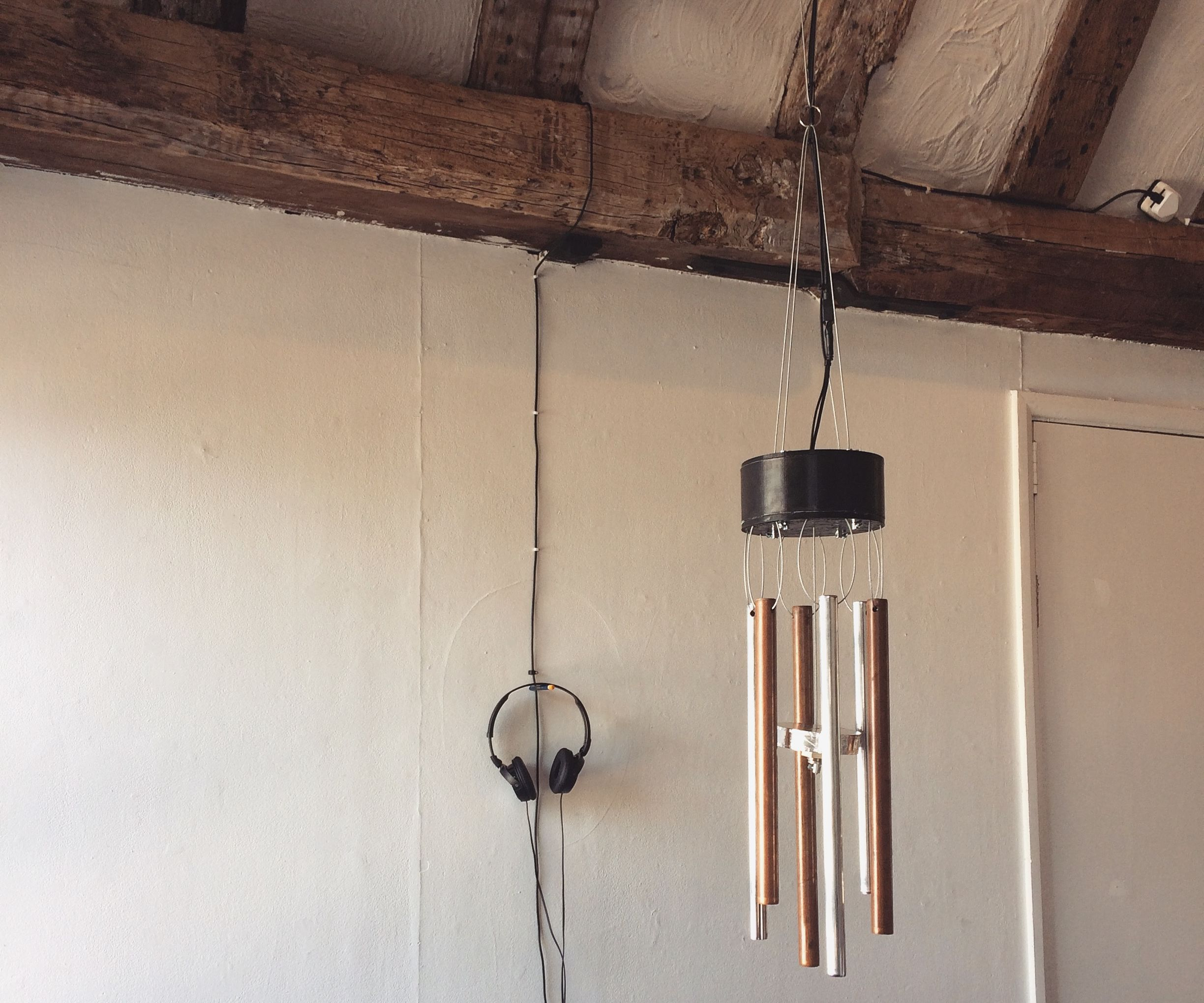 Interactive Wind Chimes