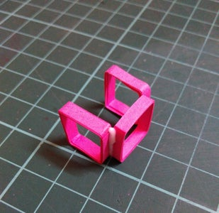 Putting the Cube Together: Edge Gluing