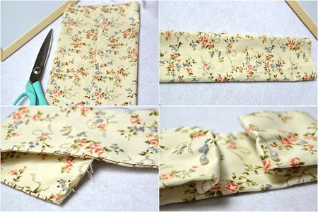 Fold the Cloth and Sew