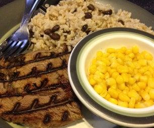 Simple Summer Steak