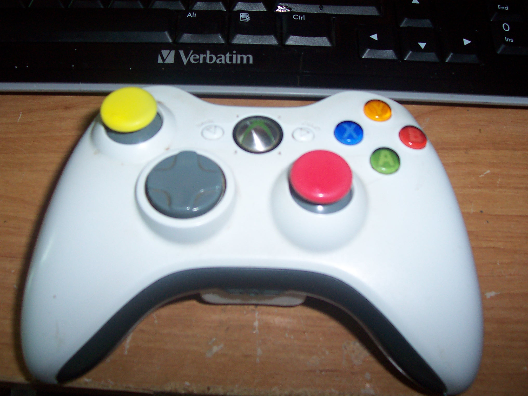 Custom Thumbsticks for Controller WITHOUT TAKING THEM APART