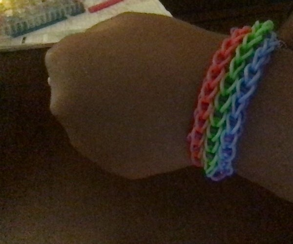 Triple Single Bracelet