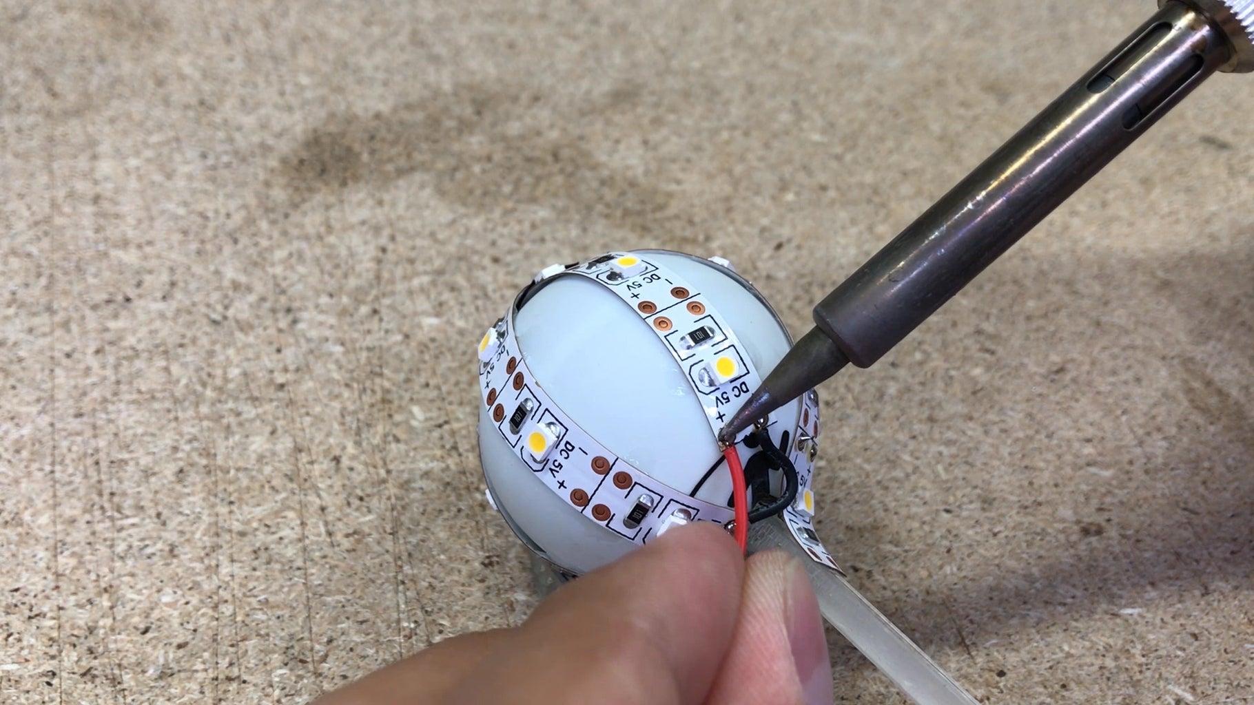 Making a Bulb