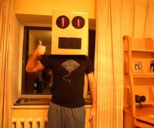 Shuffle Bot Head Quick and Cheap