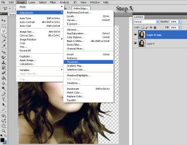 Working With Your Own Headshot Photograph