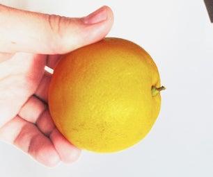 Lemon Peel Deodorant