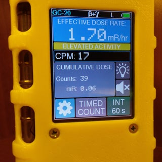 New and Improved Geiger Counter - Now With WiFi!