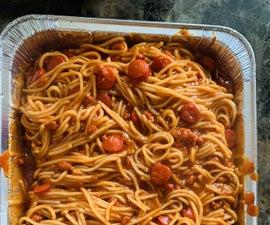 How to Make Filipino Styled Spaghetti #HMS2020