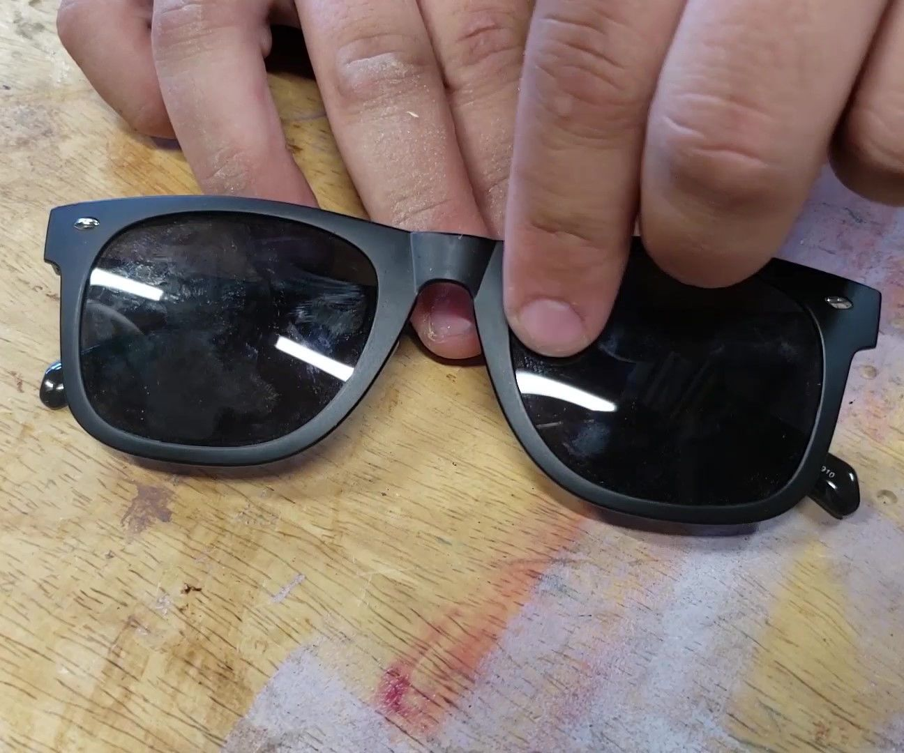DIY Magnetic Sunglasses