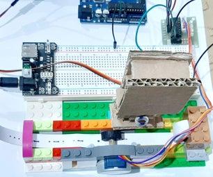 Arduino Morse Code Writer