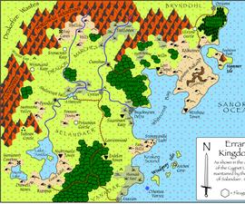 Fantasy World/RPG Maps (Darlene Style)