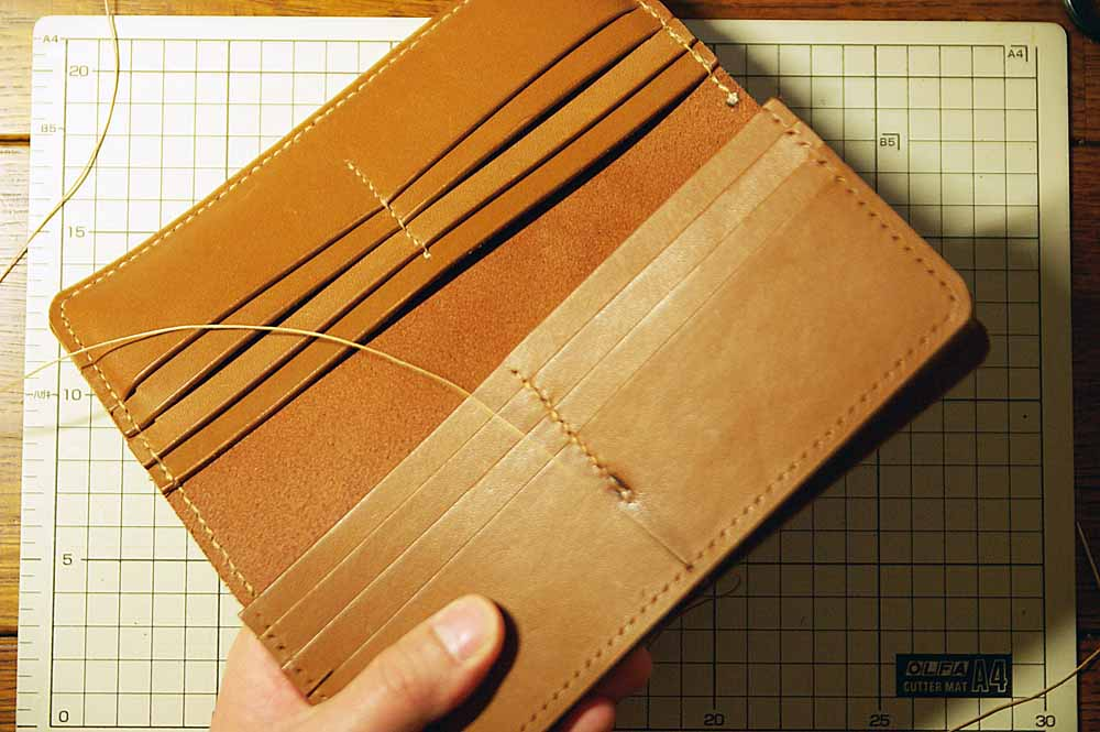 How to Make a Wallet.... but....
