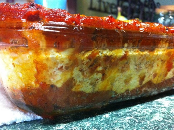 How to Make a Fabulous Lasagna for 12...